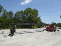 Rotating Telescopic Handler Manitou MRT 1842