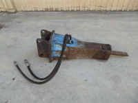 Attachments - Hydraulic Demolition Breaker Promove PMV 390