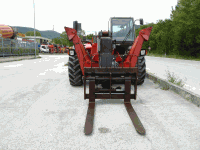 Telescopic Handler Manitou MT 1740