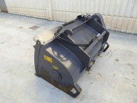 Attachments - Concrete mixing bucket GF Gordini BC 650