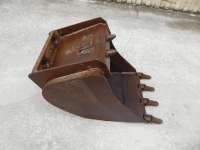 Attachments - Digging bucket Mecalac 550 mm
