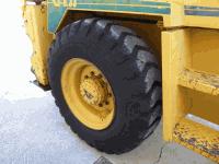 Backhoe loader Venieri VF 8.33