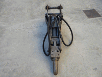 Attachments - Hydraulic Demolition Breaker Omal HB 270