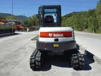 Mini excavator Bobcat E50