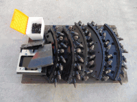 Trencher Bobcat WSSL 20 Wheel Saw