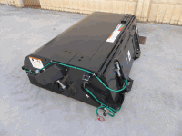 Attachments - Sweeper bucket Bobcat 72 Sweeper