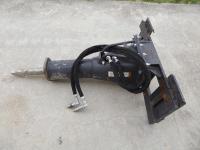 Attachments - Hydraulic Demolition Breaker Montabert Bobcat HB1180