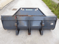 Attachments - Loading bucket Merlo PS80.ZM2