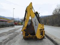 Backhoe loader Palazzani PB 80.3 S