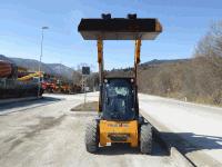 Skid steer loader Mustang 2600 R
