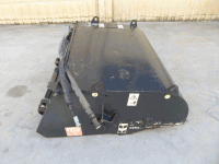 Attachments - Sweeper bucket M3 BS 140