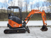 Mini excavator Hitachi Zaxis 22 U-2