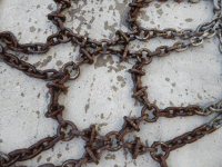 Attachments - Snow chains 405/70-24