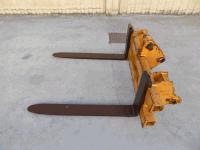 Backhoe loader Case 595 SLE