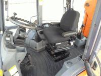 Backhoe loader Fiat Hitachi FB 200