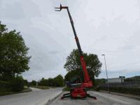 Rotating Telescopic Handler Manitou MRT 1850 MS