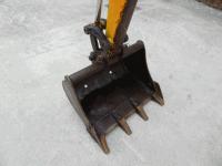 Mini excavator JCB 8018