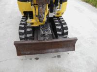 Mini excavator Yanmar SV08-1AS