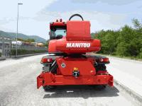 Rotating Telescopic Handler Manitou MRT 2150 Plus Privilege