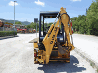 Backhoe loader Fiori TA 450