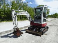 Mini excavator Takeuchi TB 28 FR