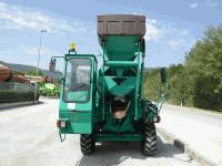 Concrete mixer Italmacchine Terex Mariner 30 F
