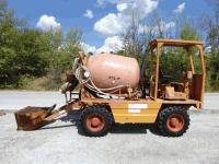 Concrete mixer Dieci F2200/1500