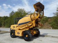 Concrete mixer Fiori DB 350 S