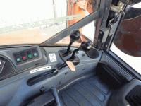Backhoe loader Fiat Hitachi New Holland FB 110