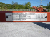 Оборудование - Защитное крепление Fiatagri Serie 90