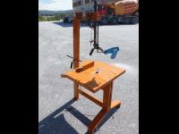 Máquina agrícola - Plan de trabajo para motosierra