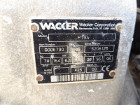 Attachments - Water pomp Wacker PT 3 A