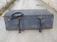 Attachments - Sweeper bucket GF Gordini SPR 220