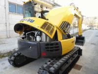Tracked Excavator Komatsu PC 80 MR-3