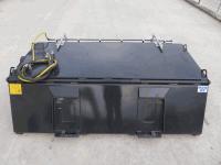 Attachments - Sweeper bucket Uemme Manta 2100 HD