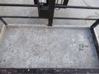 Attachments - Fixed platform Manitou