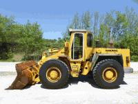 Wheel Loader Hanomag 44D-1