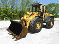 Wheel Loader Hanomag 44D-1